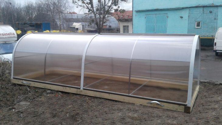 Парник Кабачок Фабрика теплиц Калининград